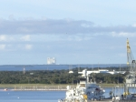 Port Canaveral - Is that the Launch Site in the Distance?