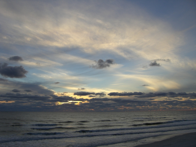 Panama City Beach, Florida 1/8/16 – 1/15/16