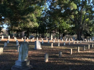Civil War Cemetery - Biloxi