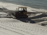 Plow Sand Not Snow