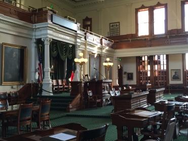 Austin Capitol House Floor