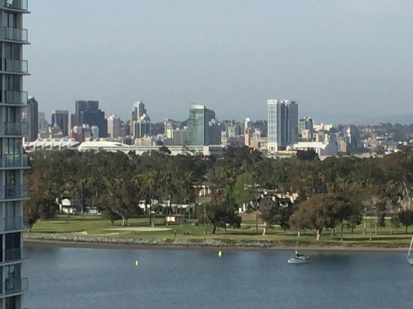 San Diego, California  4/2/16 –4/9/16