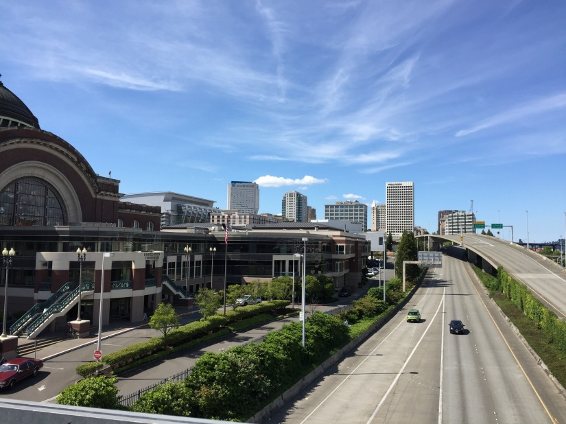 Tacoma WA  5/19 –5/26