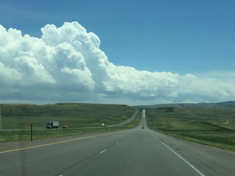 Crossing the Rockies 6/12 –6/18