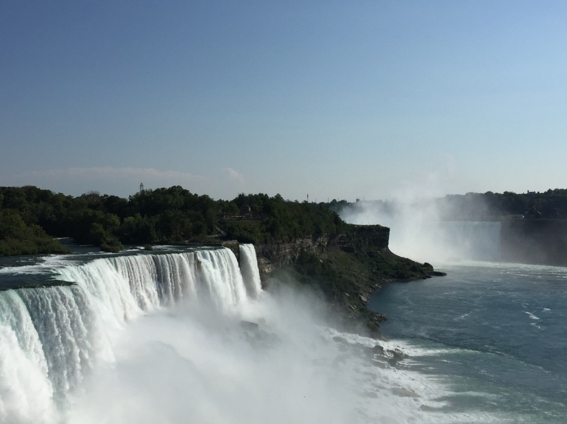 Crossing to Niagara Falls 7/30 – 8/5