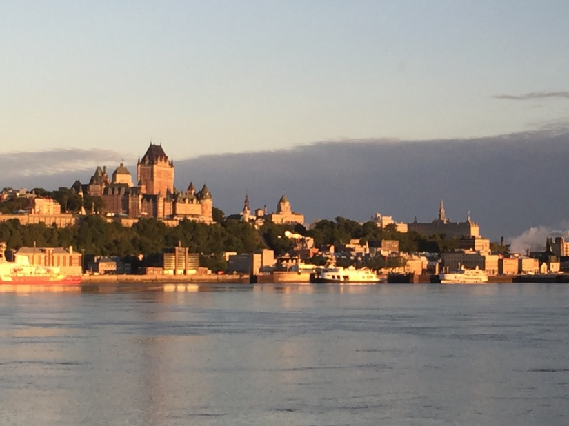 Quebec City, Quebec, Canada  8/17 – 8/24