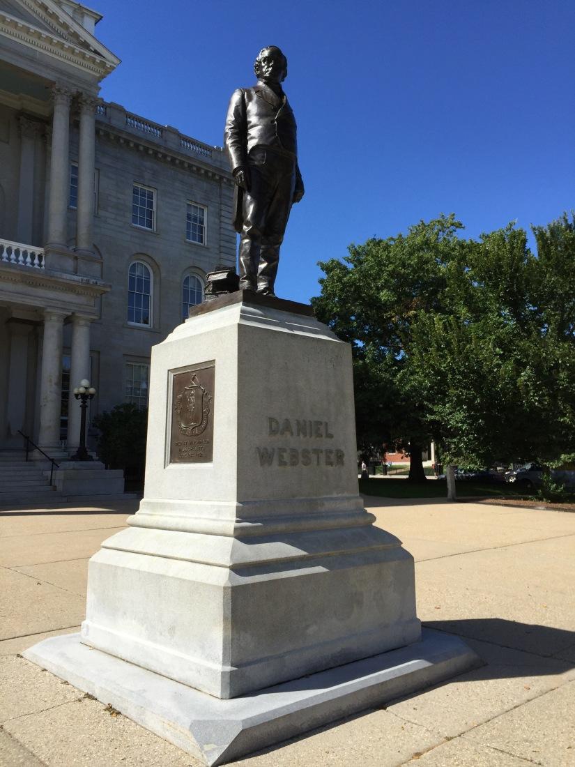 Augusta, Concord, a little Boston 9/18 –9/22