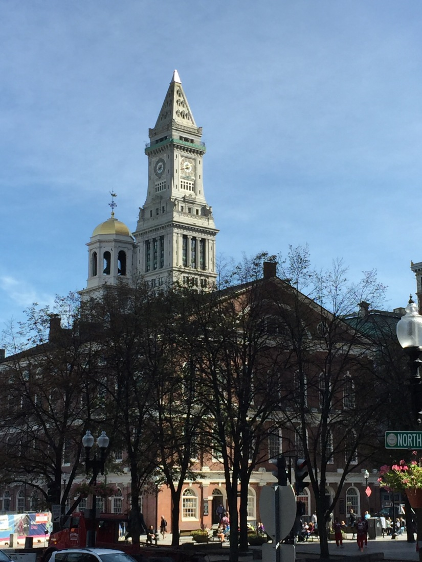 Boston, Massachusetts 9/22 – 9/29