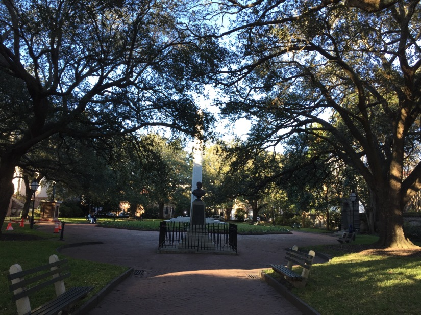 Charleston, North Carolina 11/18 – 11/25