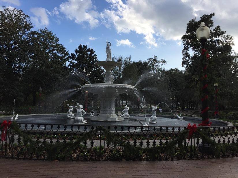 Savannah, Georgia 11/25 – 12/9 (part2)