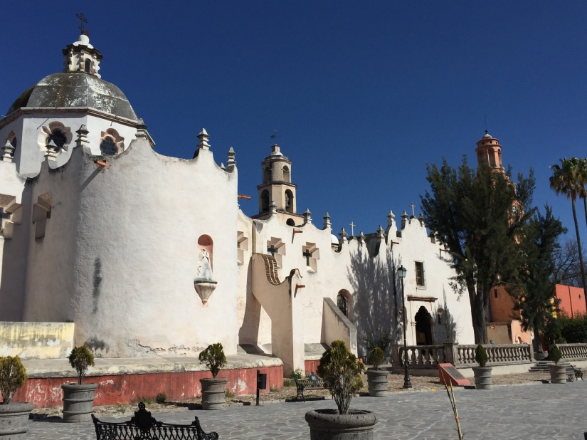 San Miguel de Allende – part 5, the Sanctuary