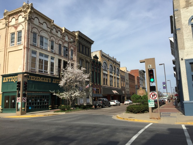 Paducah, Kentucky 3/24 – 3/31 – Footloose Fogeys