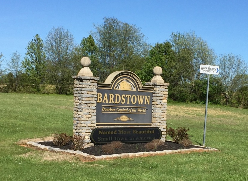 Bardstown, Kentucky  4/7/17 – 4/14/17