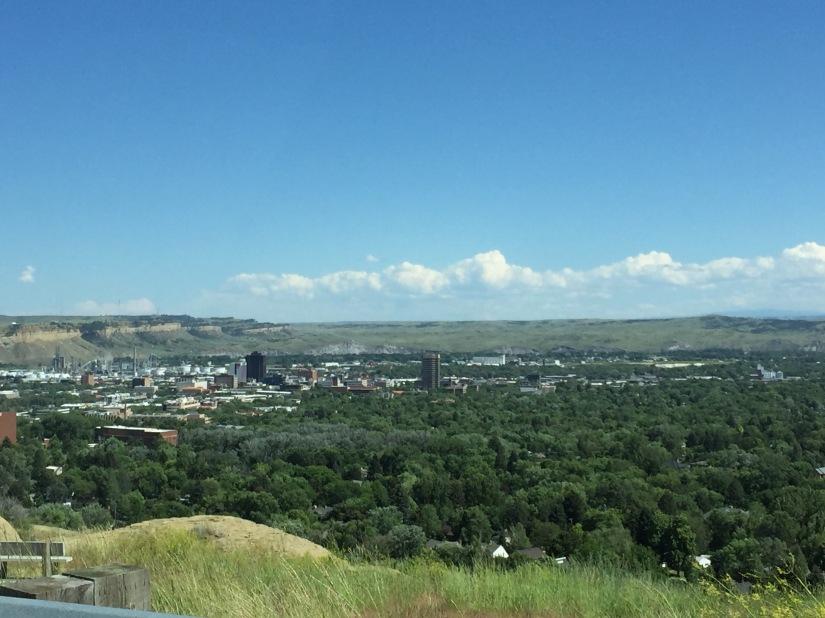 Billings, Montana  6/11 –6/16