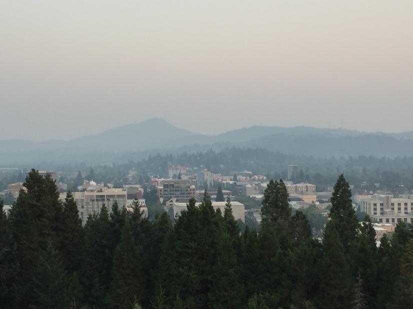 Eugene, Oregon 8/1 –8/8