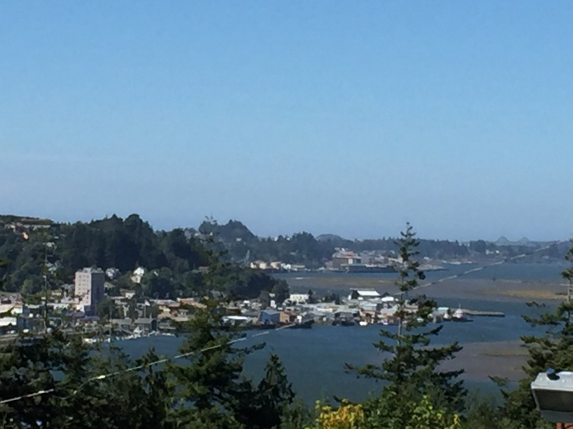 Coos Bay, Oregon  8/8 – 8/18
