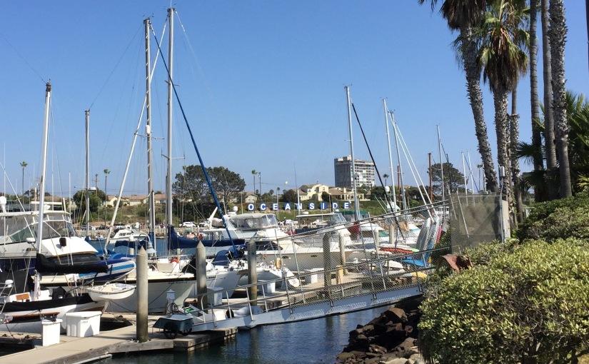 Oceanside, California 9/15 –9/21